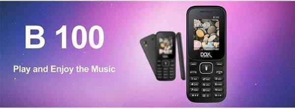 گوشی موبایل داکس مدل B100