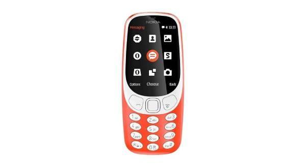 قیمت خرید گوشی موبایل نوکیا مدل (2017) 3310