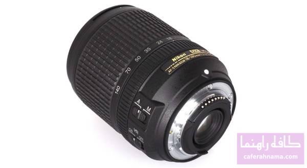 لنز دوربین عکاسی نیکون AF-S 18-140mm f/3.5-5.6G ED DX VR
