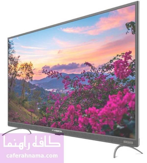 قیمت خرید تلویزیون ایکس ویژن
