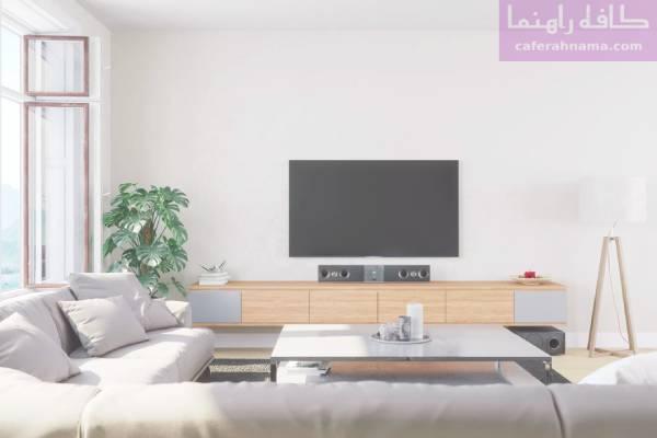انتخاب خرید تلویزیون مناسب بر اساس متراژ خانه