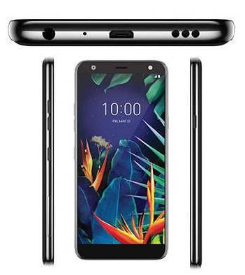 طراحی و ساخت گوشی موبایل ال جی مدل K40 LM-X420EMW