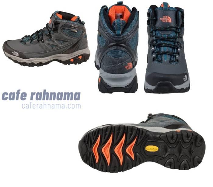 کفش کوهنوردی مردانه نورث فیس