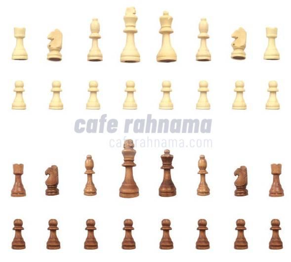 خرید مهره شطرنج مدل G1