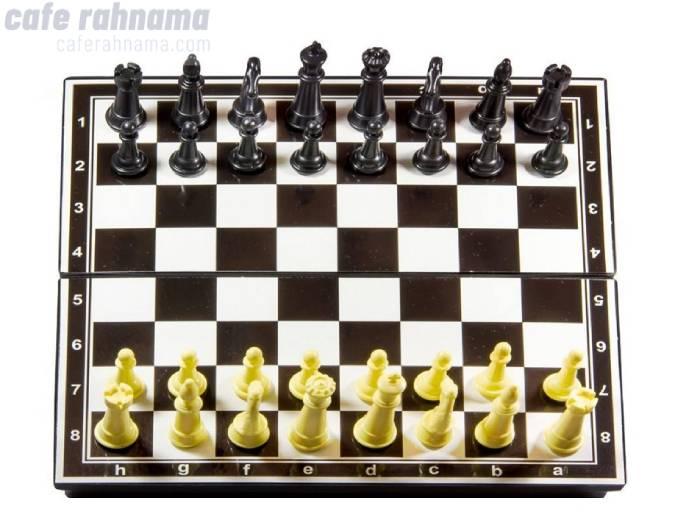خرید شطرنج و مهره آهنربایی کیش و مات