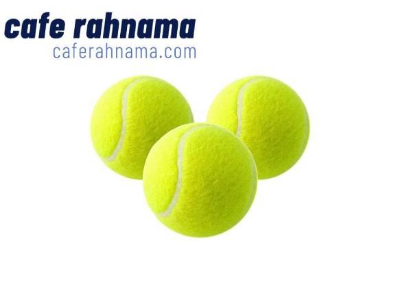 توپ تنیس کد Tb-1
