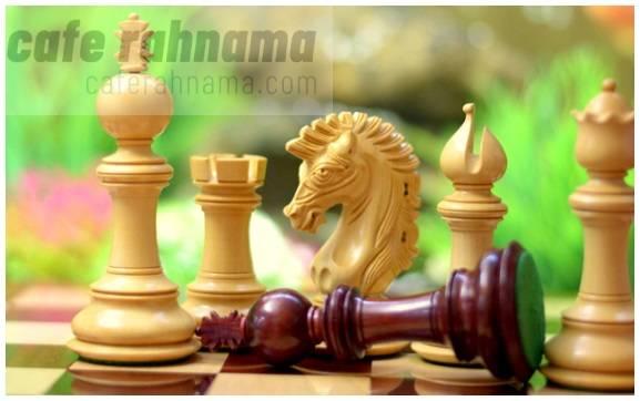 بهترین شطرنج و مهره
