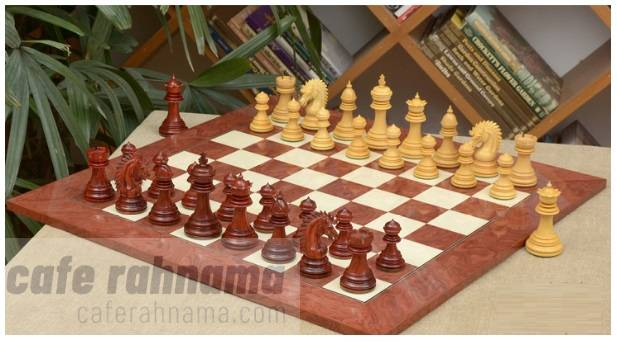 شطرنج و مهره