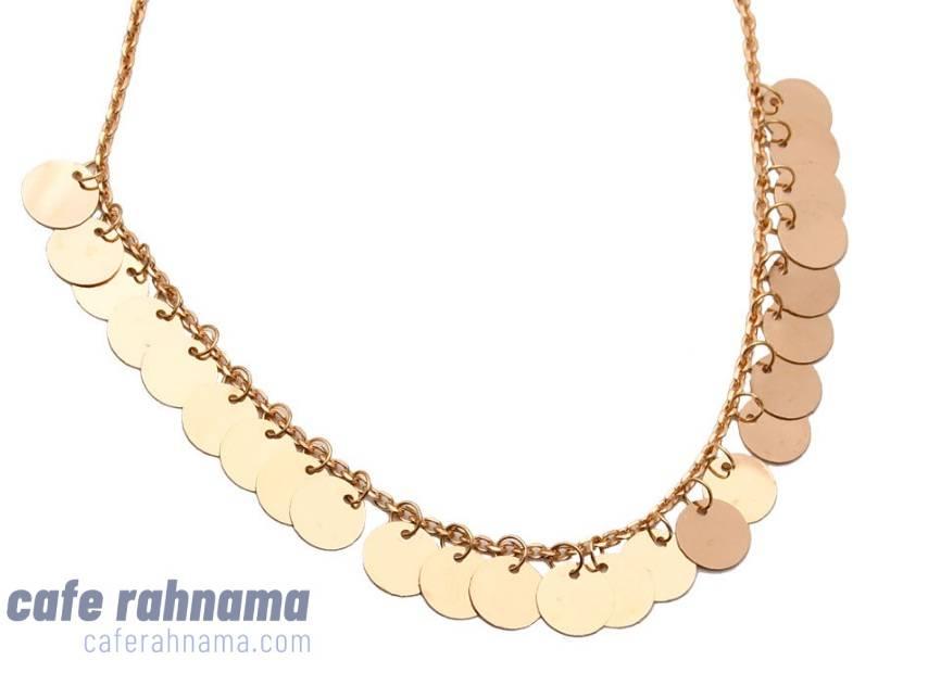 پابند طلا 18 عیار کد N093