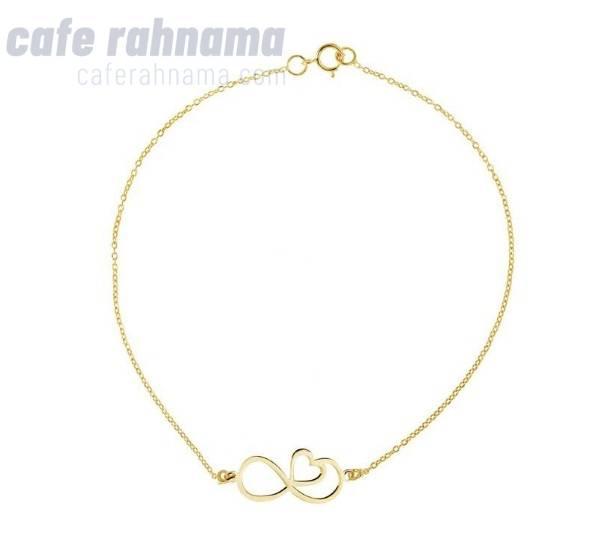 پابند طلا 18 عیار شانا