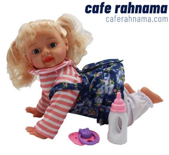 عروسک فانی بی بی طرح نوزاد
